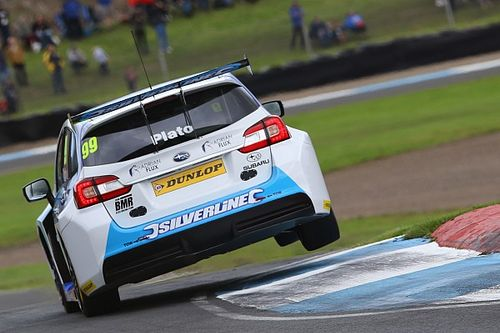 """Plato blasts """"appalling"""" driving standards in Knockhill qualifying"""