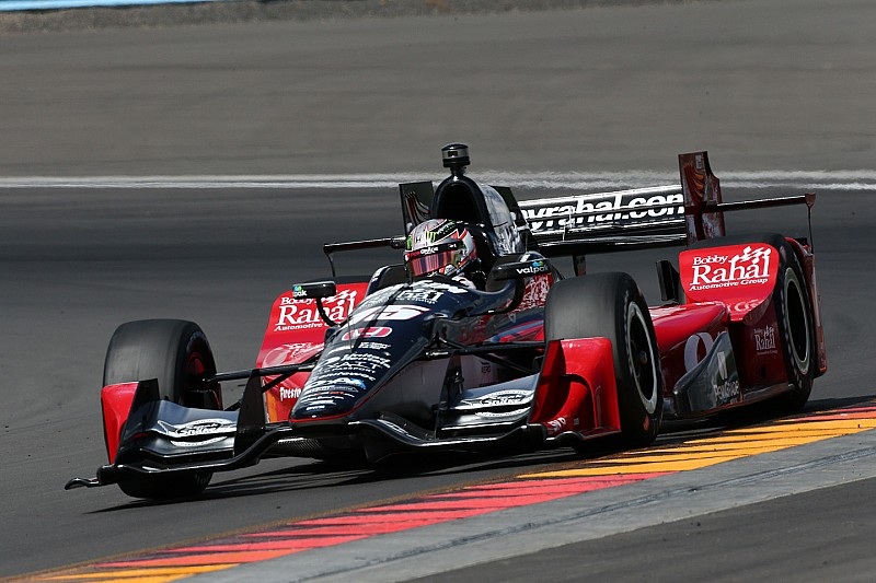 Despite Chevrolet's edge at WGI, Rahal still believes he can challenge