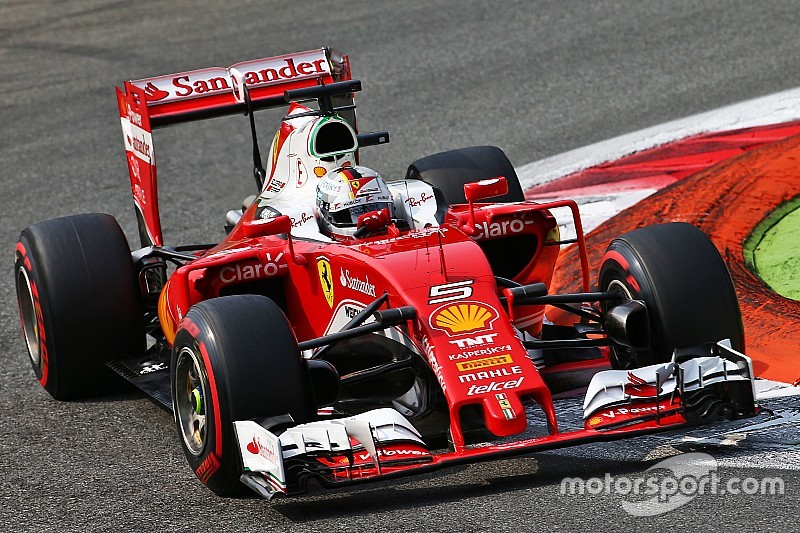 "Ferrari ""failed"" on 2016 F1 targets - Marchionne"