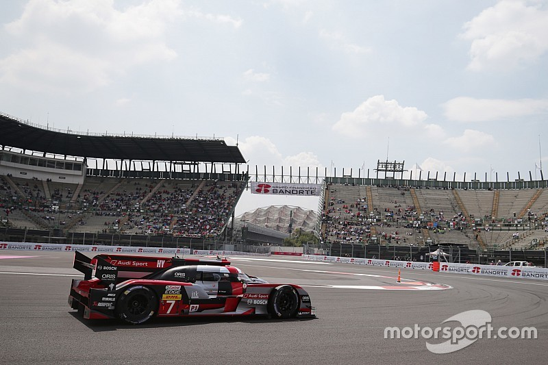 Audi ace Lotterer rues lost opportunity of Mexico victory