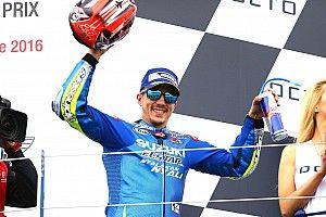Vinales had given up on winning MotoGP race for Suzuki