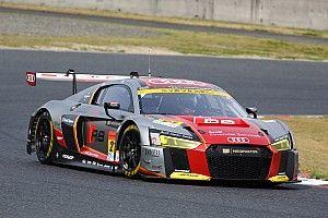 Richard Lyons ahead of the Fuji International Speedway