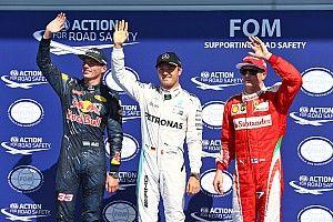 Verstappen destruye las críticas de Rosberg por el choque con Raikkonen