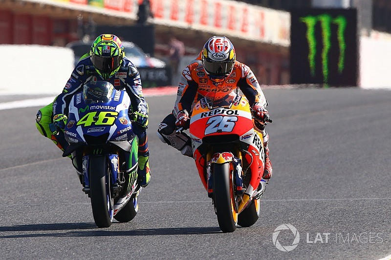 "Pedrosa deserved ""minimum one"" MotoGP title - Rossi"