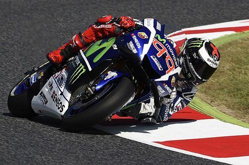 FP2 MotoGP Catalunya: Lorenzo gusur Vinales