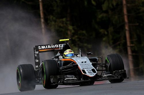 A solid Friday practice for Sahara Force India in Austria