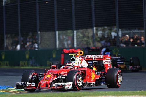 Raikkonen: Race pace showed Ferrari's real potential