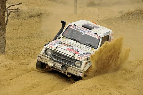 Maruti considering entering Indian Rally Championship