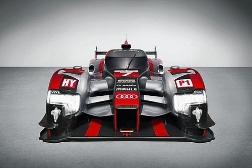 Video: Audi reveals details of new Audi R18 WEC challenger