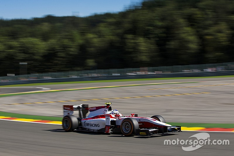 Spa GP2: Sirotkin leads rival Gasly in practice