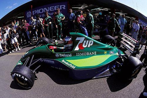 """A """"Team Silverstone"""" csapat története a Forma-1-ben"""