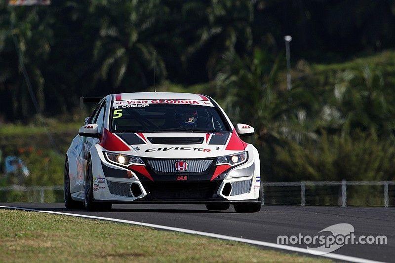 Colpaccio di Colciago, è pole position a Sepang!
