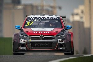 Shanghai WTCC: Lopez wins as Bennani secures independents' title