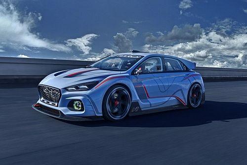 RN30, le concept musclé de Hyundai!