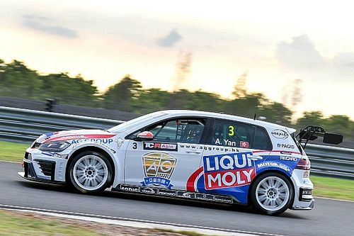 Asia Series, Andy Yan dominatore assoluto a Buriram