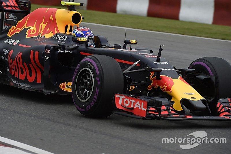 Verstappen: People forget I'm still new at Red Bull