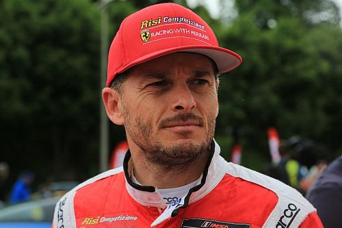 Fisichella to race full-time in Blancpain Endurance in 2017