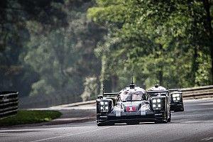 Le Mans 24 Jam: Porsche memegang kendali setelah 4 jam