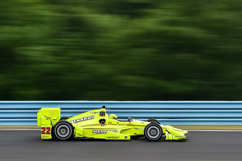 Pagenaud fastest in first practice at Road America