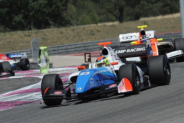 SMP Racing opts for AVF tie-in after