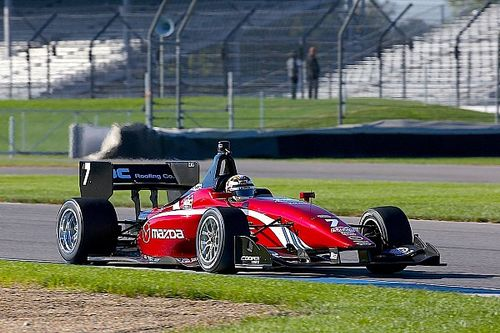 Grist, Franzoni, Verhagen lead second MRTI test day at IMS
