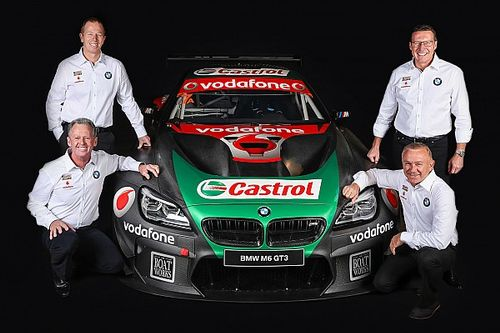 Rivalry put aside for Ingall/Skaife Bathurst effort