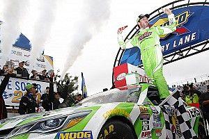 Daniel Suarez's NASCAR championship run could not be timed better