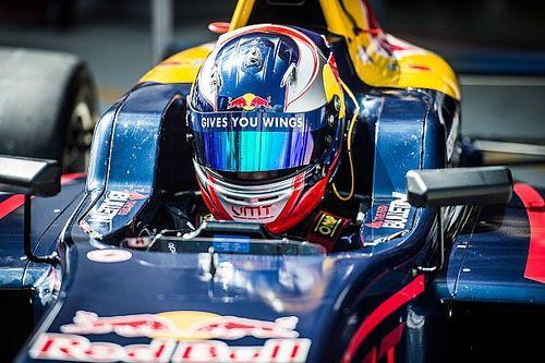 Red Bull dévoile son Junior Team 2017