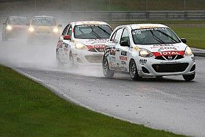 Xavier Coupal wins Mont-Tremblant double-header