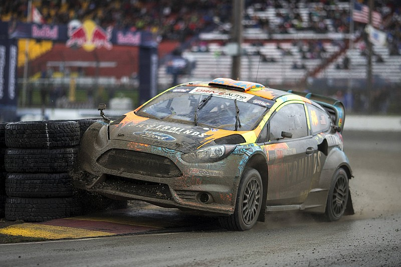 Rahal Letterman Lanigan Racing to enter Global Rallycross Series