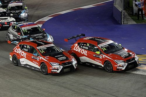 Craft-Bamboo Racing confirms Nash, Oriola and Valente for TCR International Series