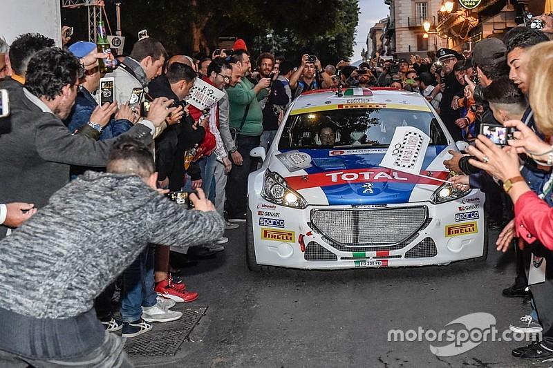 Targa Florio: a Nucita Gara 2, l'assoluta ad Andreucci
