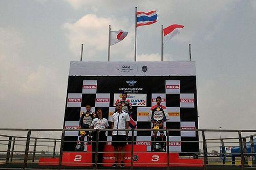ATC Thailand: Aksi heroik Andi Gilang rebut podium ketiga