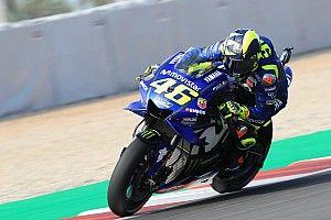 """Rossi blij maar realistisch: """"Voor podium vechten is het maximale"""""""