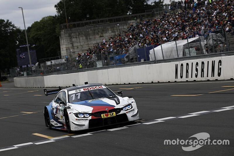 DTM Norisring: Wittmann wint, sterke puntenfinish Frijns