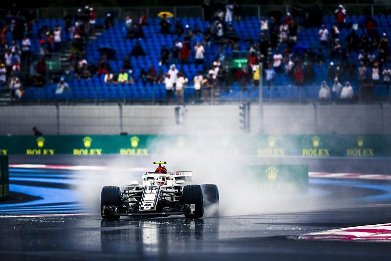 Гран При Франции: стартовая решетка в картинках