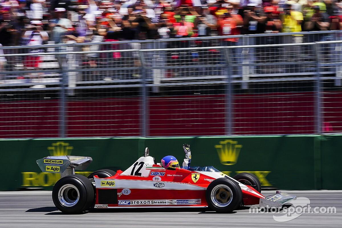 """Leclerc Villeneuve és Ickx mögött, de Alesi előtt áll """"tapasztalatlanságban"""""""