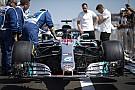 Formule 1 Mercedes pourrait ne pas avoir son nouveau moteur en France