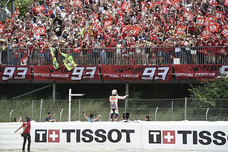"""Márquez: """"La pasión en Ducati es distinta cuando gana Dovizioso o lo hace Lorenzo"""""""