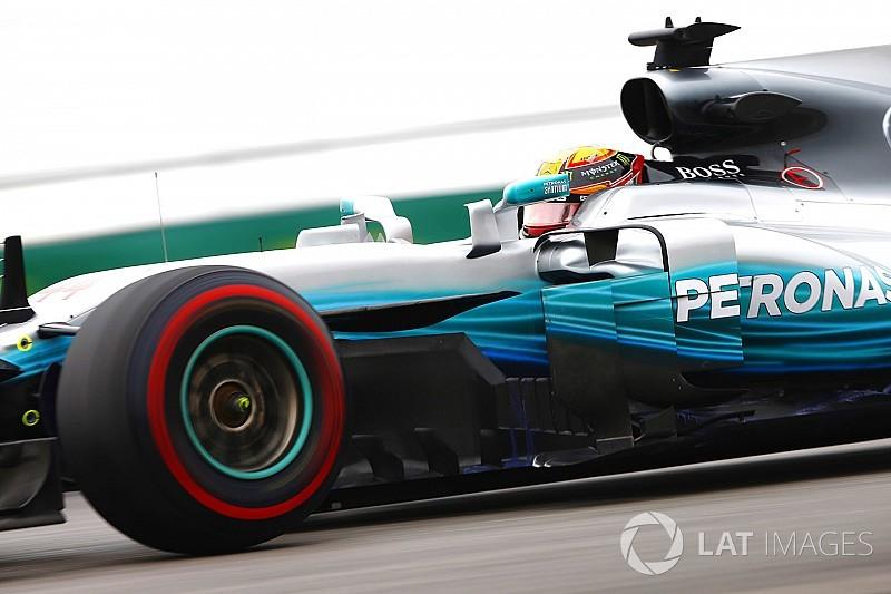 """Mercedes beeindruckend: """"Hamilton auf anderem Planeten"""""""