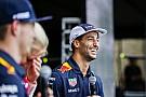 """Ricciardo Verstappen kivételezéséről: """"Semmi ilyenről nem tudok…"""""""