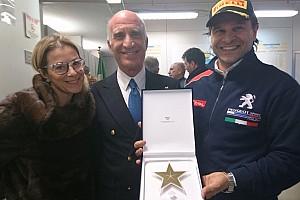 CIR Ultime notizie Paolo Andreucci riceve la stella per il decimo titolo CIR