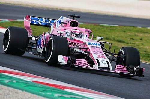 Bildergalerie: Formel-1-Test 2018 in Barcelona