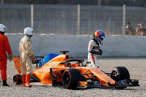 """Alonso: """"L'incidente? Solo tanta scena. Altri hanno problemi più gravi"""""""