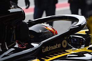 Формула 1 Избранное В Renault изменили шлемы пилотов ради аэродинамической выгоды