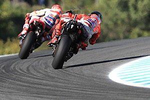 Ducati butuh kecepatan lebih untuk kejar Marquez
