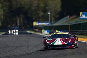 Ferrari negocia regulamento LMP1 para 2020/2021 do WEC