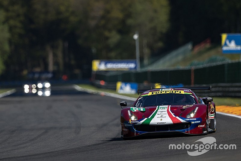 Ferrari at negotiating table for 2020/21 LMP1 regs
