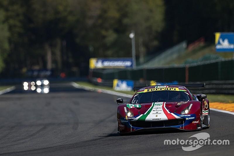 Ferrari participa de las charlas sobre las reglas de LMP1 para 2020/21
