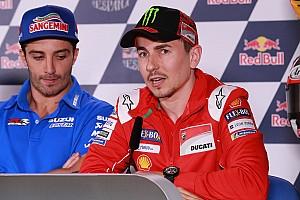 MotoGP Preview Ducati en quête de résultats pour rester dans la course au titre